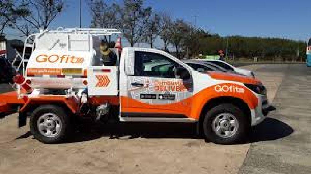 Com o GOFit, a gasolina vem até você, substituindo a necessidade de ir até um posto