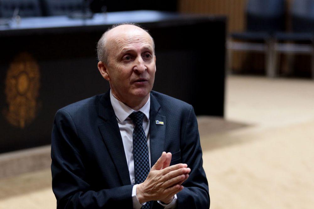 Presidente da Confederação Nacional dos Municípios, Glademir Aroldi. Foto: Divulgação/CNM