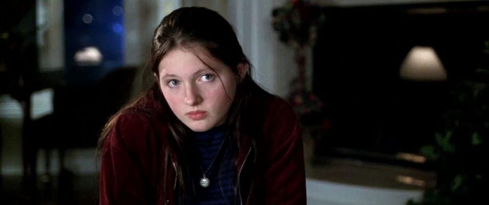 Jessica Campbell em cena de 'Eleição' - Foto: Divulgação