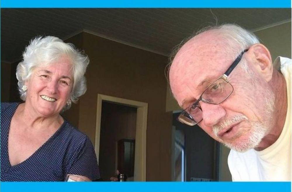 Dionélia Giacometti Mai e seu esposo Eldon Mai foram mortos em Rondônia - Foto: Facebook/Reprodução