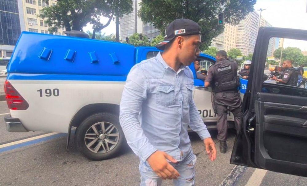 Vereador Gabriel Monteiro relata ataque sofrido na Gamboa - Foto: Reprodução