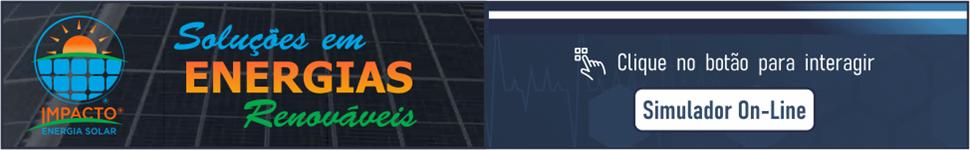 Impacto Energia Solar 970 x 150