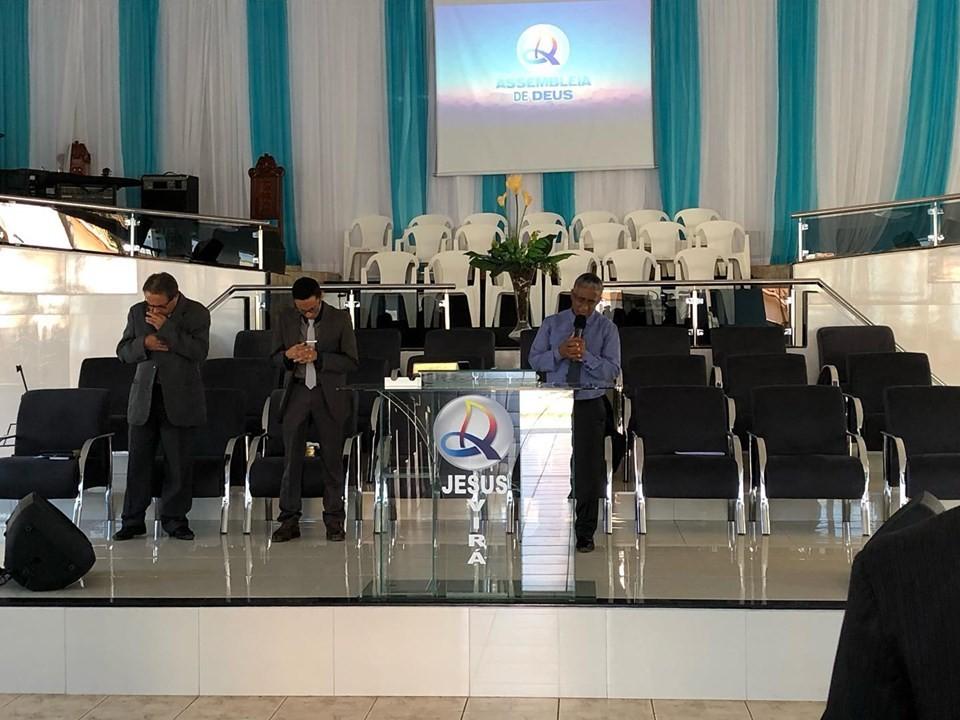 2º Seminário Teológico - Templo Central das Assembleias de Deus Alta Floresta D'Oeste-RO