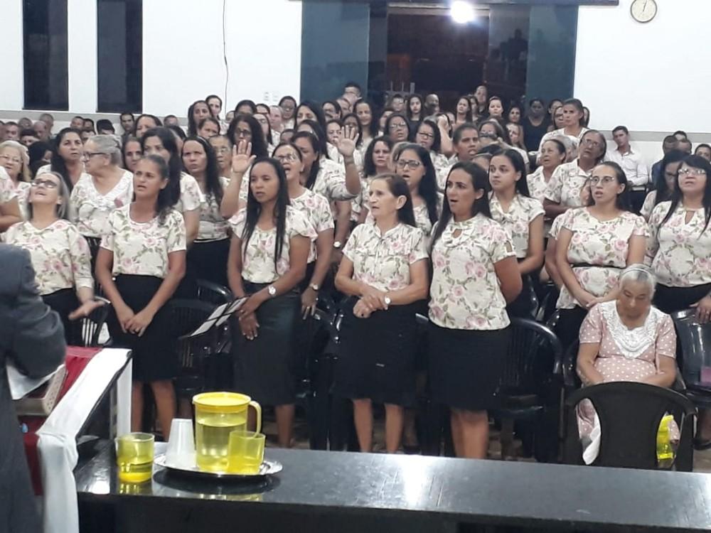 """36º aniversário do Circulo de Oração da """"Congregação São Cristovão"""""""