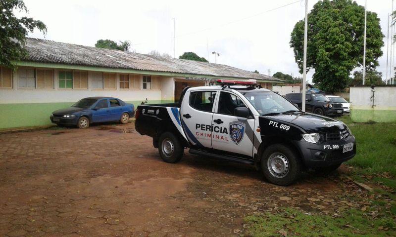 Caso é apurado pela Delegacia de Polícia Civil de Guajará-Mirim - Foto: Júnior Freitas/G1