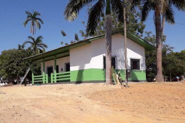 O escritório foi reformado e reinaugurado nesta sexta-feira (2). Fotos: Emater-RO Secom - Governo de Rondônia