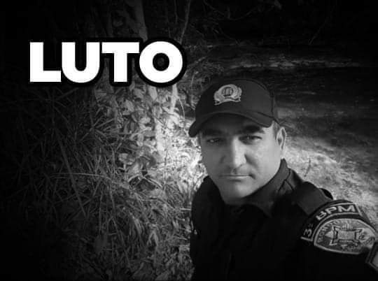 cabo da Polícia Militar Gilberto Santos Passos, de 39 anos Divulgação