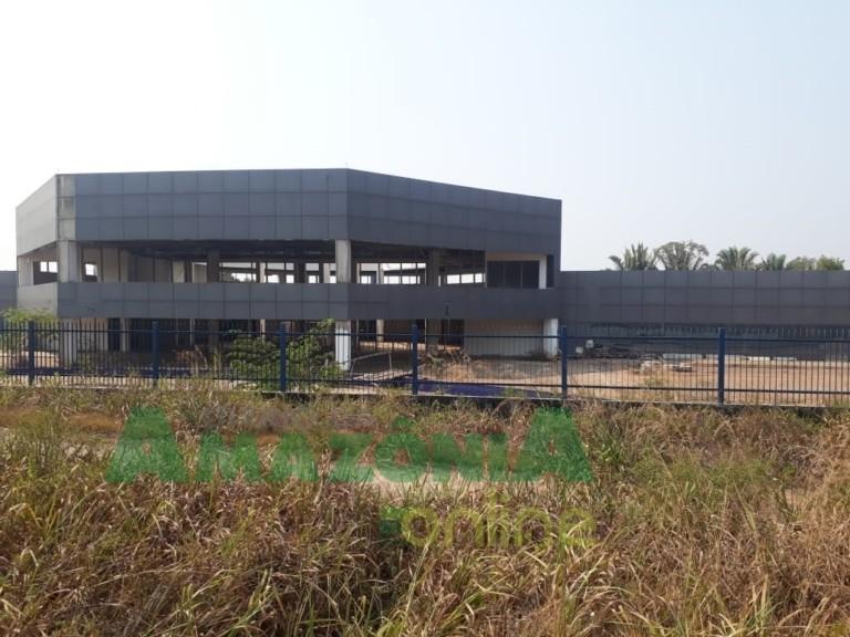 Policia Federal investiga suposto desvio em construção da sede da PRF