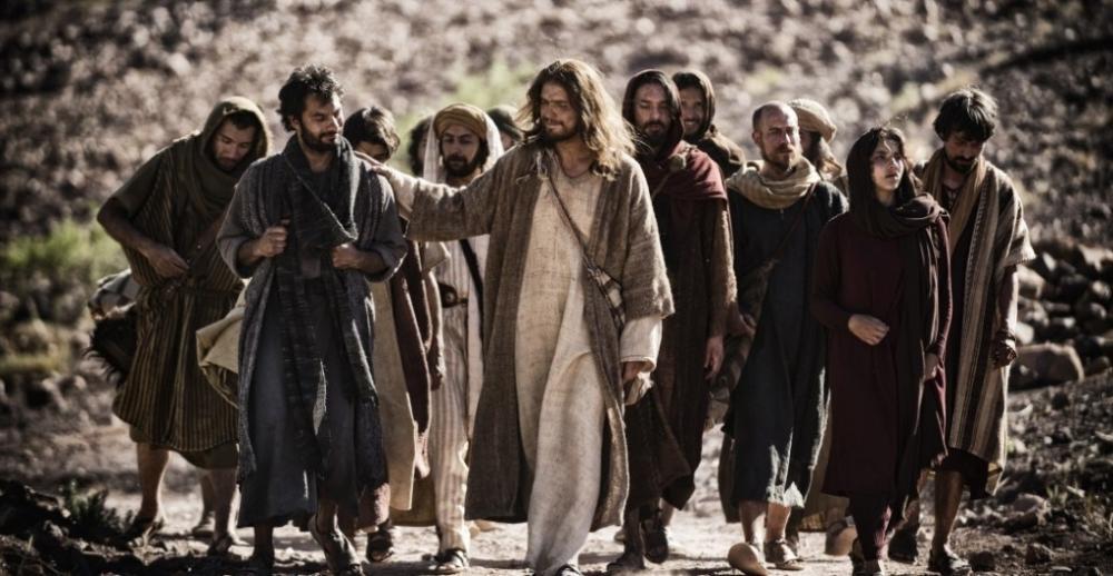 """Imagem da série """"Jesus""""   Foto: Divulgação"""