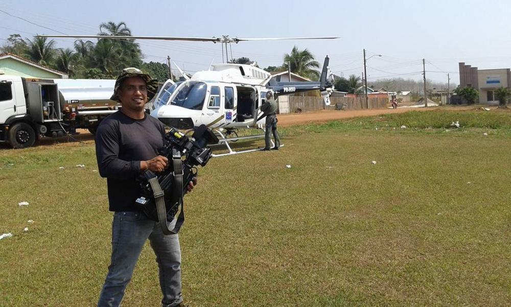 Busca por vítimas será retomada no domingo (8), segundo os Bombeiros. - Foto: Rede Amazônica/Reprodução