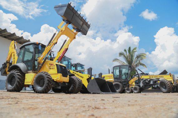 Executivo entregará maquinários para atender frentes de trabalho de infra-estrutura logística nos municípios em Rondônia