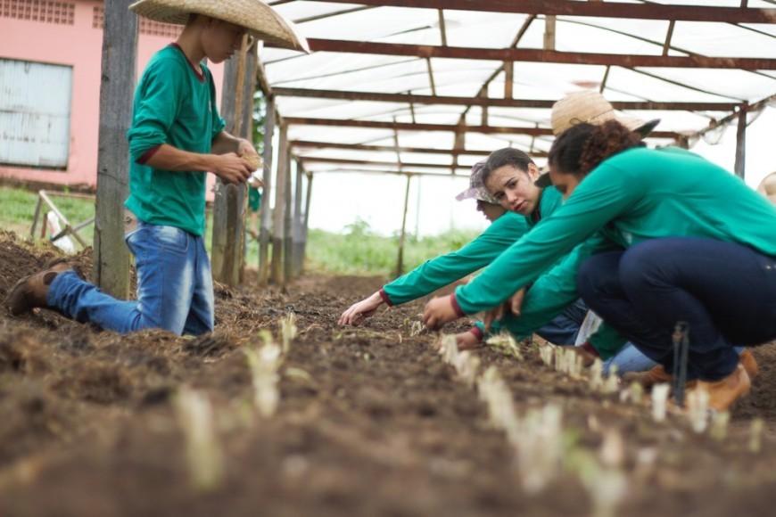 Escola Abaitará oferece formação técnica para jovens de Rondônia