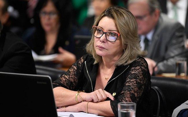 Juíza Selma sofre pressão para deixar o PSL e foi criticada no Senado por sua declaração sobre mulheres na política. Pedro França/Agência Senado