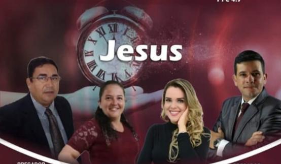 AD Missão é presidida pelo pastor Paulo Junior, um dos pregadores do evento. Foto: Divulgação