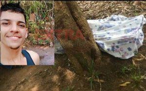 O jovem passava por problemas pessoais/Fotos: Extra de Rondônia