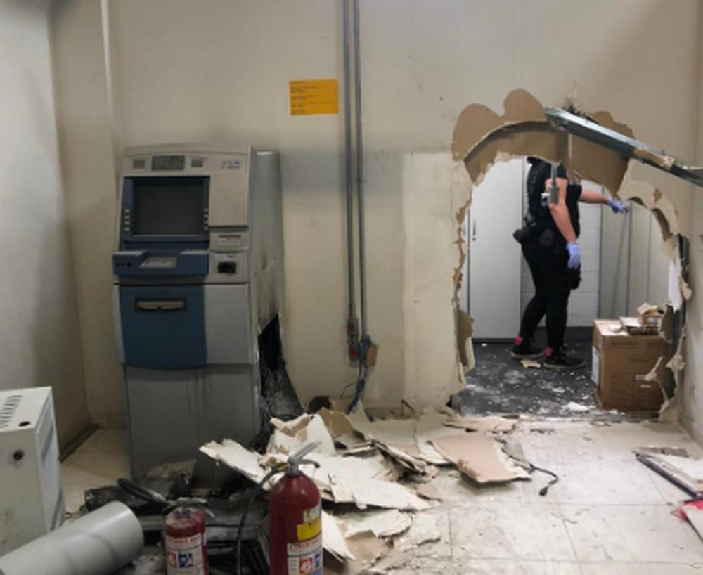 Bandidos invadem TV Cultura, fazem reféns e roubam caixa eletrônico - Foto: Divulgação/Polícia Civil