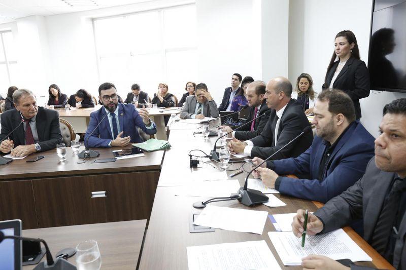 Foi aprovada recomendação legislativa para que o Ipem suspenda todas as atividades relativas a aferição de medidores. Reprodução CPI/Energisa