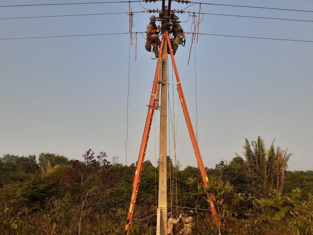 Manutenção será realizada em municípios de Rondônia - Foto: Energisa/Divulgação