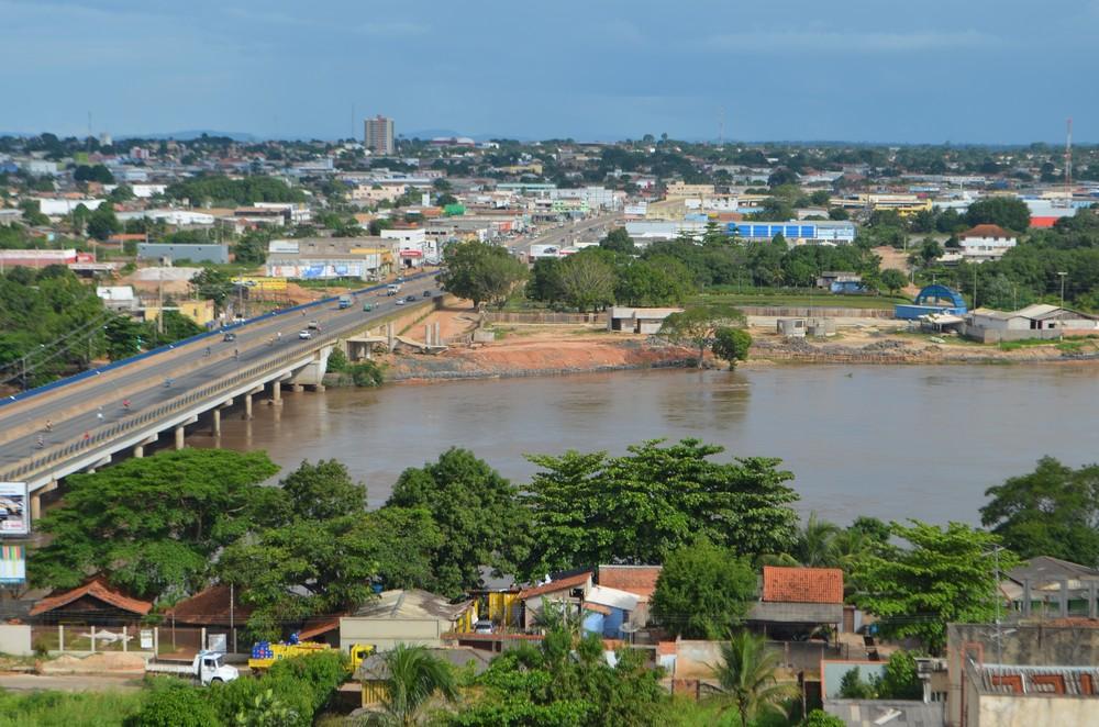 Fórum será realizado em Ji-Paraná - Foto: Pâmela Fernandes/G1/Arquivo
