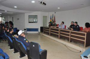 Audiência no MP Vilhena/Foto: Extra de Rondônia