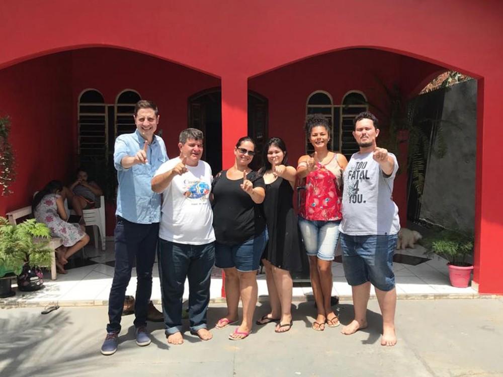 Rondoniense tem a vida transformada financeiramente após um gesto nobre de amor que salvou uma vida
