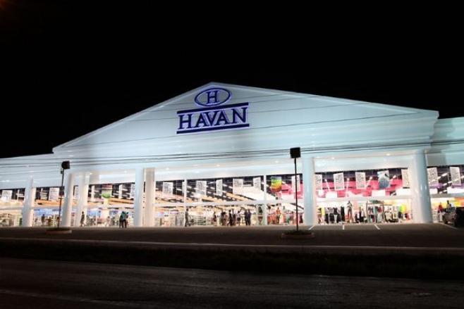 O furto do caminhão aconteceu no etacionamento da Havan da Av. da Feb em VG. RepórterMT/Reprodução