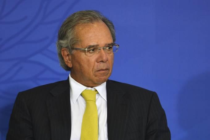 Segundo o ministro da Economia, Paulo Guedes, o Congresso deve definir as regras para que uma cidade exista (Valter Campanato/Agência Brasil)