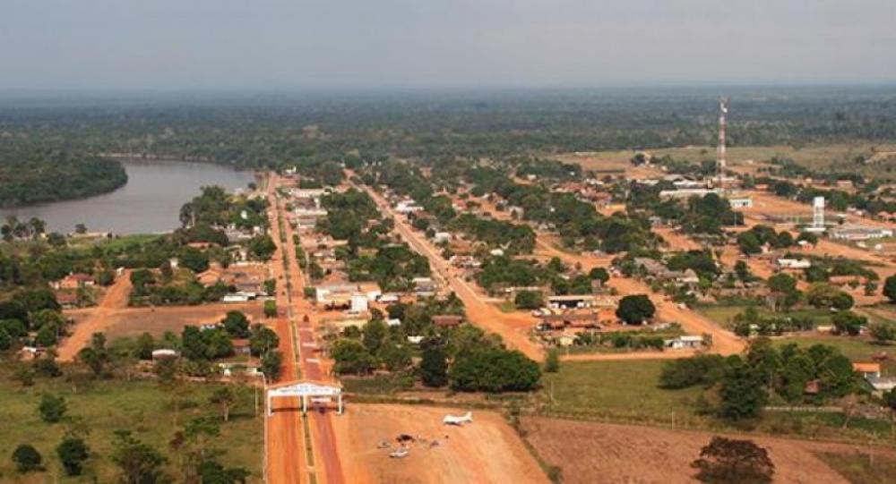 Pimenteiras do Oeste em Rondônia tem menos de três mil habitantes/Foto: Reprodução