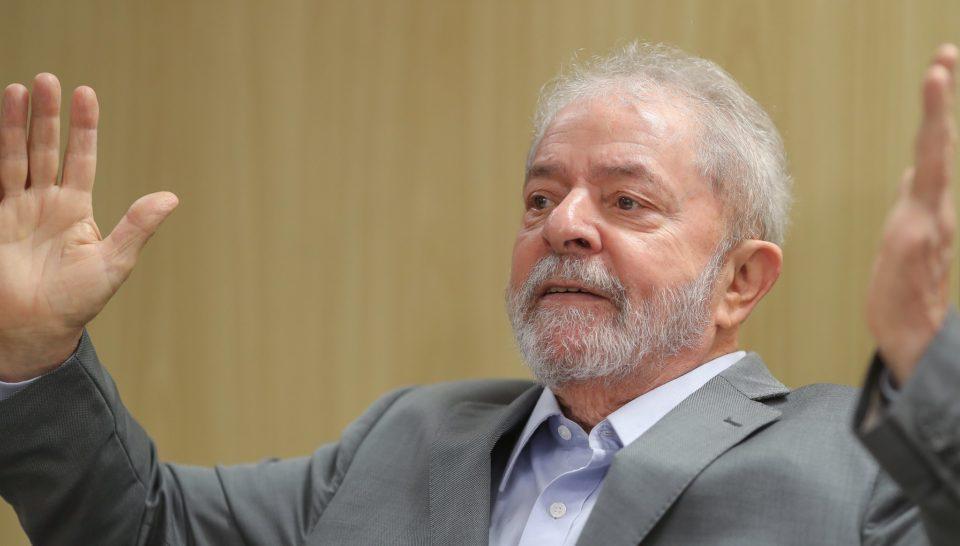 Reprodução Instituto Lula