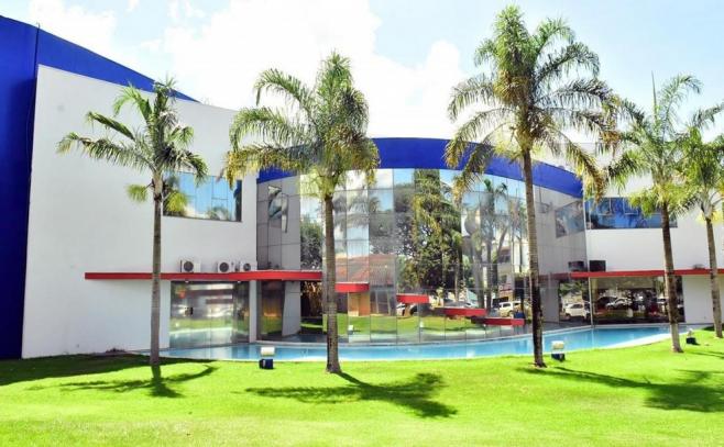 Prefeitura suspende atividades por 30 dias. RepórterMT/Reprodução