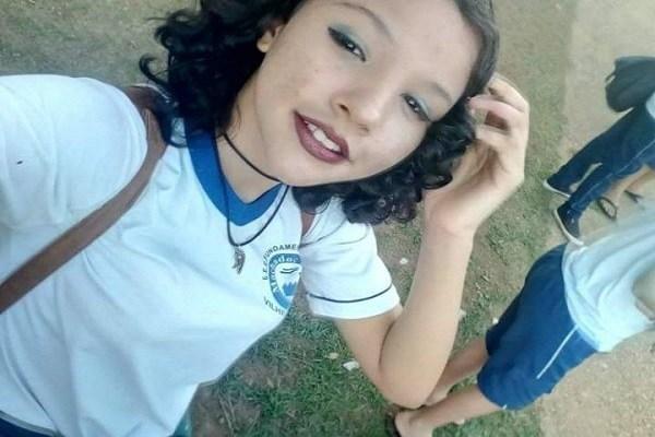 Vitória Eduarda de Souza Ferla, de 11 anos – Foto: Reprodução Arquivo/ Pessoal