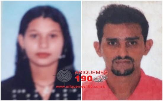 Identificado casal morto na tarde desta quarta-feira (20) em RO