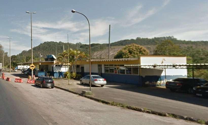 Crime ocorreu em unidade operacional da PRF em Juiz de Fora(foto: Reprodução da internet/Google Maps)