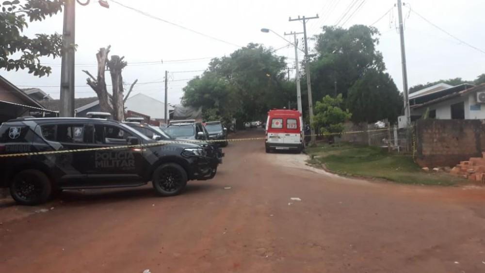 Polícia libertou os adolescentes que eram feitos reféns por padrasto por quase 30 horas, em Cafelândia PR