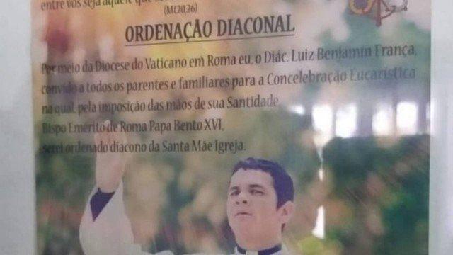 Luiz França de Lima, de 25 anos, foi detido Foto: Reprodução