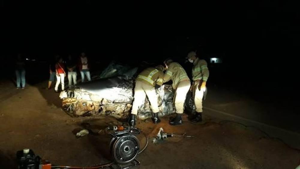 Laudo apontando as causas do acidente ainda não foi concluído