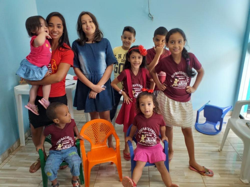 Classe Cordeirinhos de Cristo. Foto Reprodução
