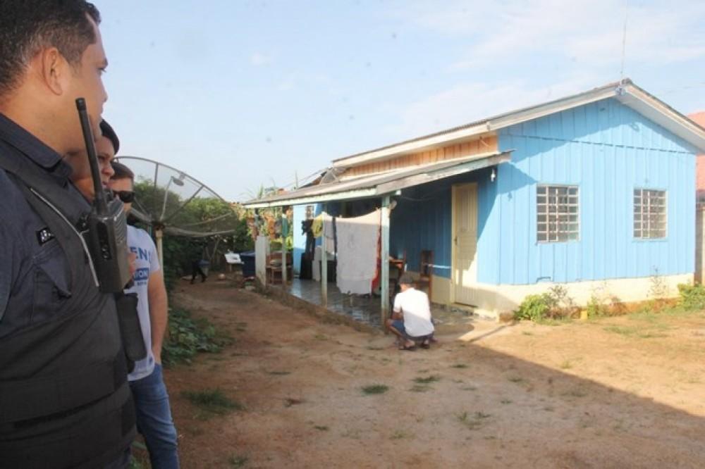 Um feminicídio seguido de suicídio foi registrado na região central do estado de RO
