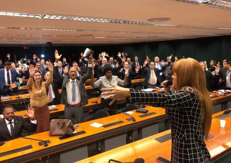 Atual governo abriu espaço para assessores e ministros evangélicos (Foto: Divulgação)