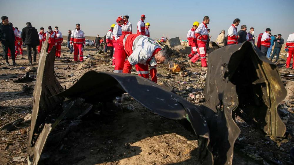Teerã nega ter tentado encobrir responsabilidade por queda de avião. © Reuters