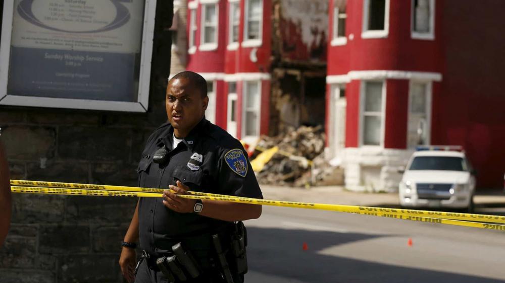 Em menos de 24 horas, oito tiroteios fizeram cinco mortos em Baltimore