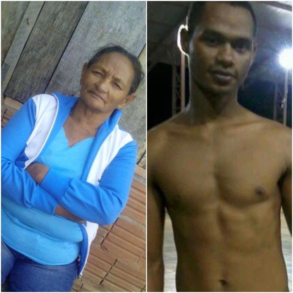 Filho mata a mãe esfaqueada após vítima se recusar a dar cartão para ele comprar drogas em MT