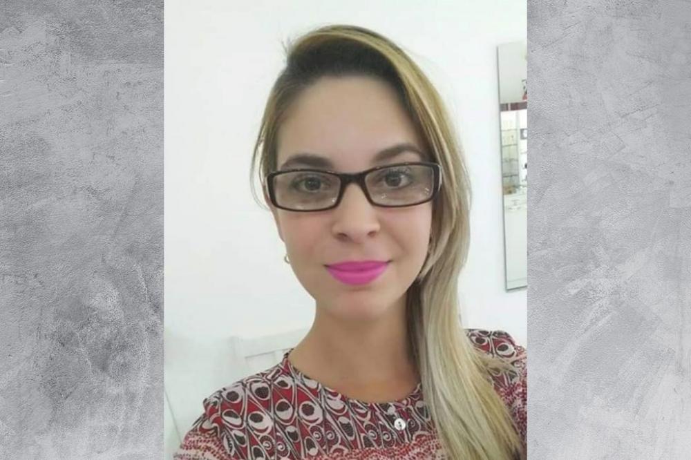 Laysa Pereira Tavares Ceruti. Reprodução - Arquivo Pessoal