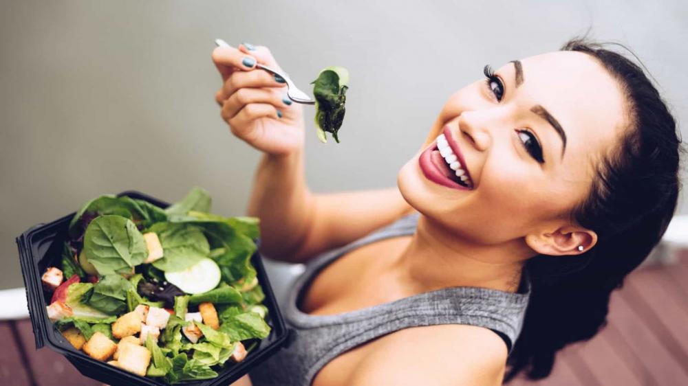 Uma dieta vegetariana pode ajudar a evitar infecções do trato urinário. © DR