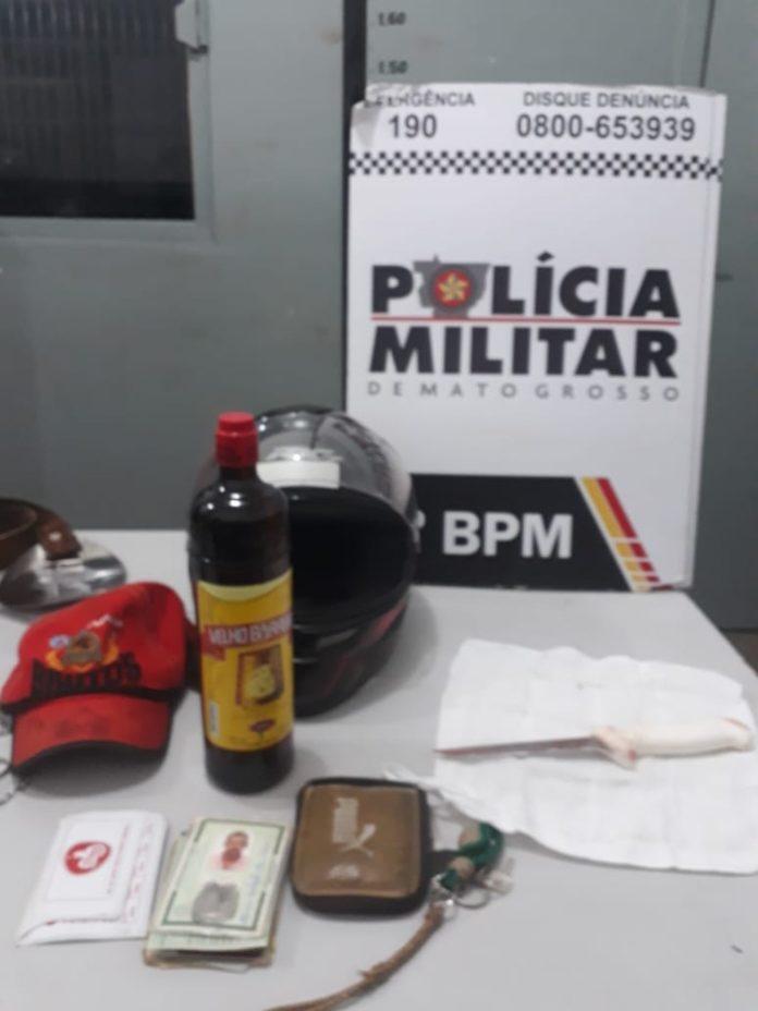 Foto: PM de Rondonópolis/Divulgação