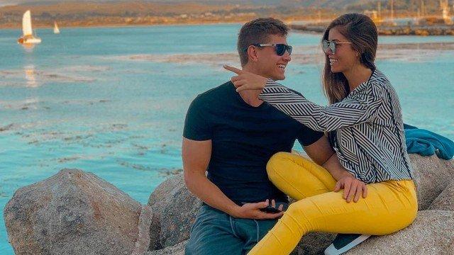 Namorada de Lucas, Juliana Xavier afirmou que não sente ciúmes do brother Foto: Reprodução/Instagram