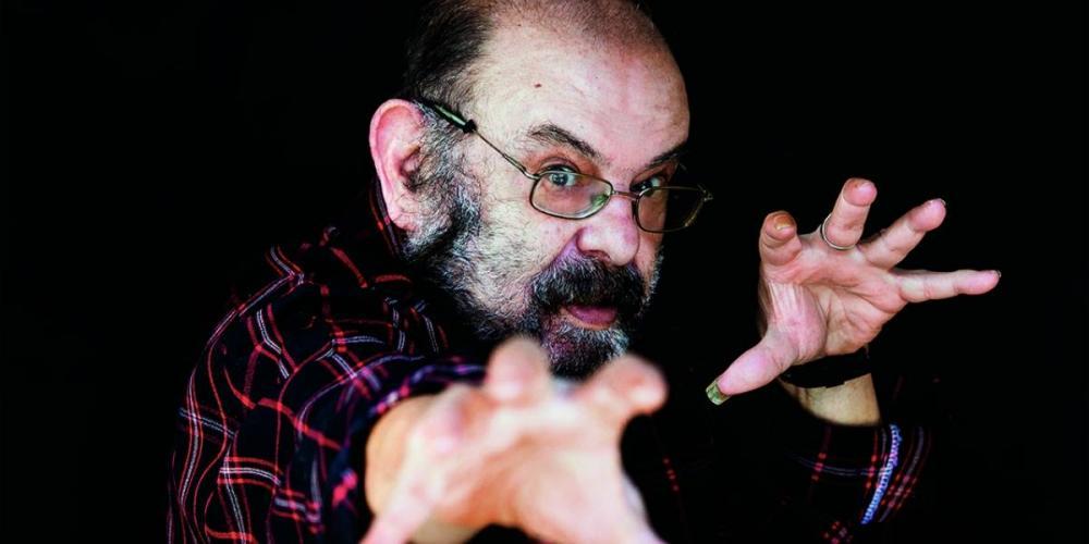O cineasta José Mojica Marins, criador do