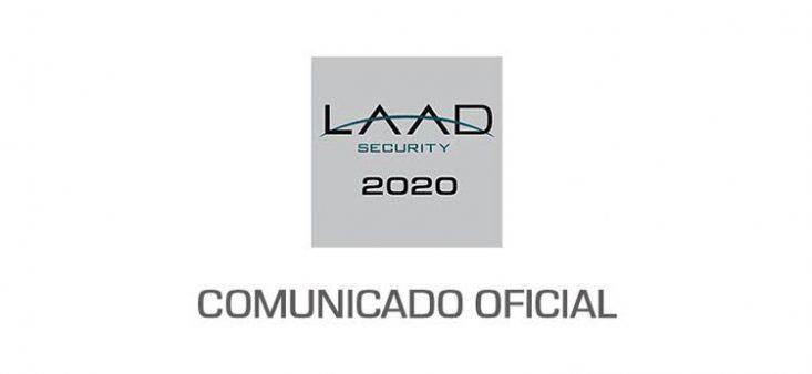 LAAD Security adia evento por conta do COVID-19