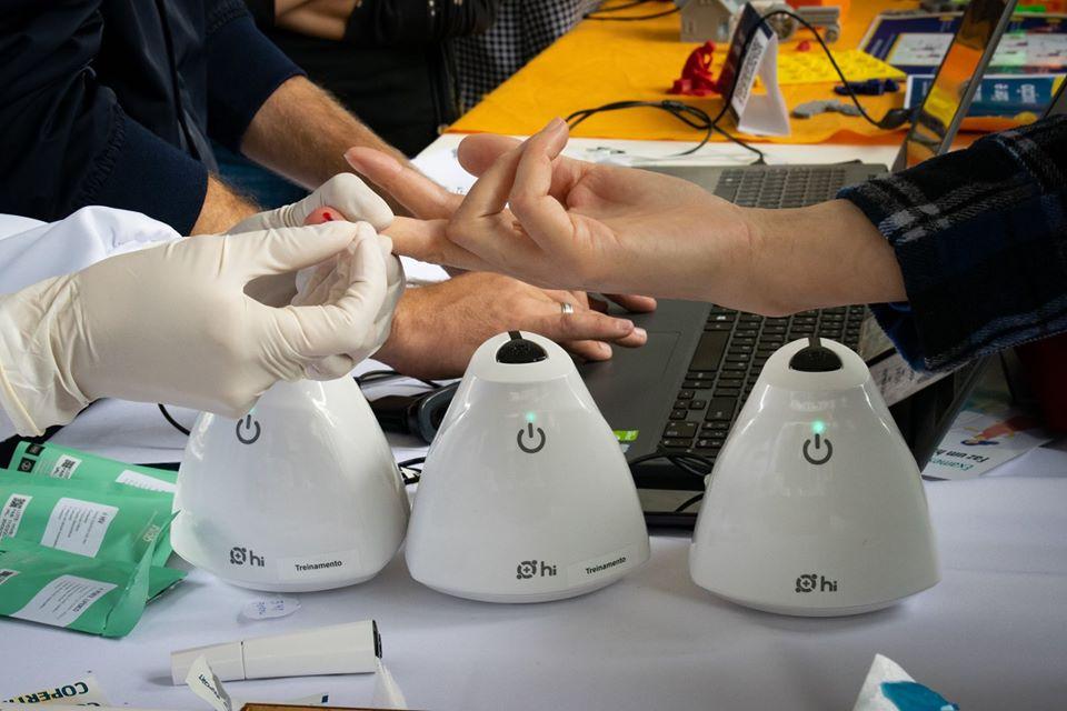 Desenvolvido em Curitiba, teste detecta Covid-19 em dez minutos e estará disponível até em farmácia