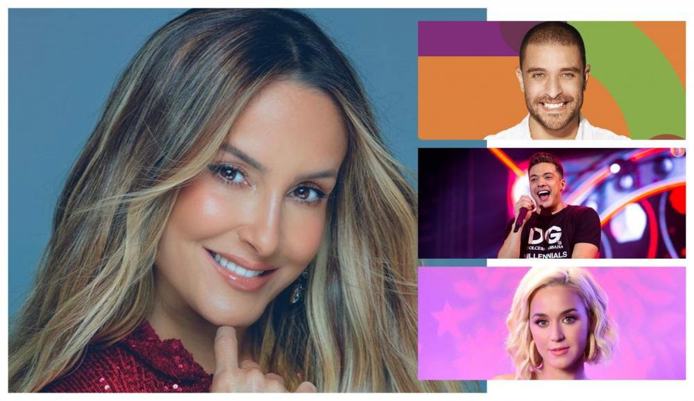 Claudia Leitte, Wesley Safadão, Katy Perry e muito mais! Confira a programação de lives do fim de semana
